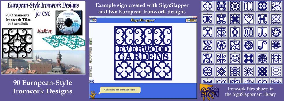 SignSlapper - Sign Building Software for your CNC plasma